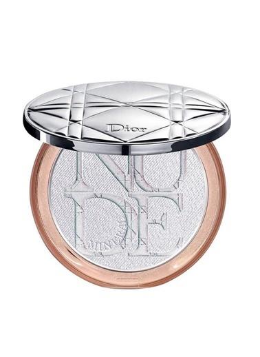 Dior 3348901399937 Skin Nude Luminizer 06 Holoic Glow Yüksek Konsantreli Işıldayan Pigmentli Aydınlatıcı Renksiz